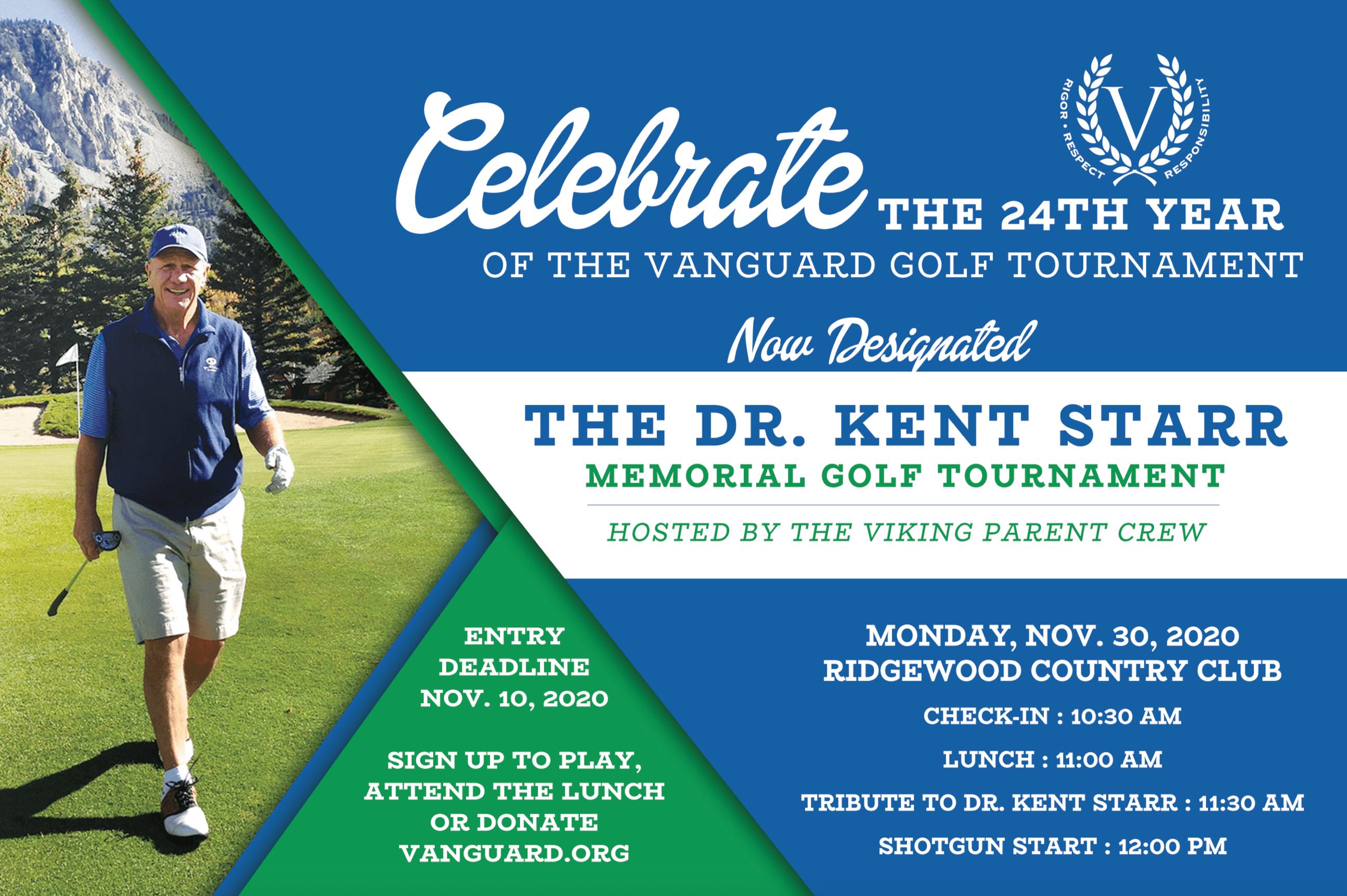 Kent Starr Golf