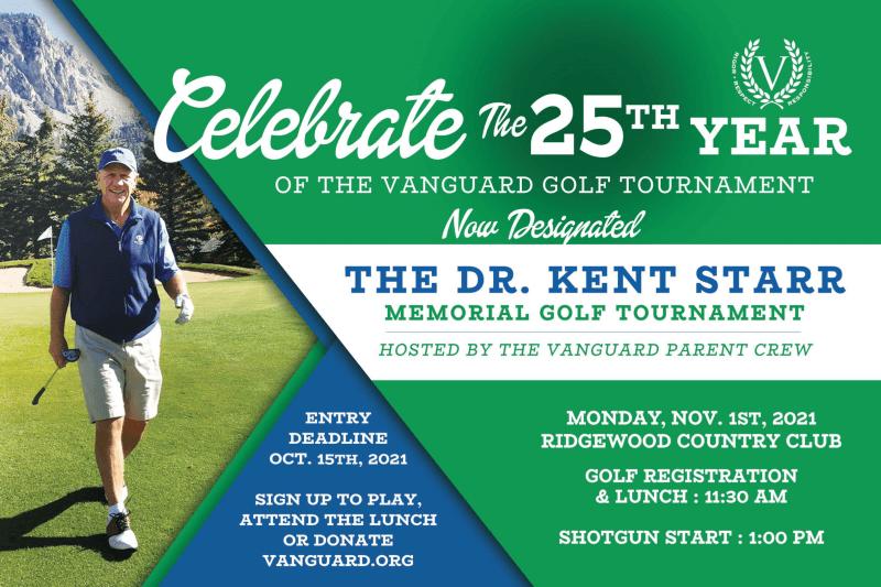 Kent Starr Golf Tournament