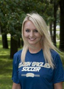 Callie Smith Vanguard Class of 2009 Oral Roberts University Class of 2013 Women's Soccer